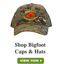 Bigfoot Caps & Hats