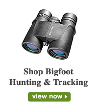 Bigfoot Hunting & Tracking