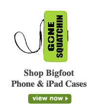 Bigfoot Phone & iPad Cases