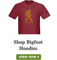 Bigfoot Shirts