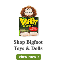Bigfoot Toys & Dolls